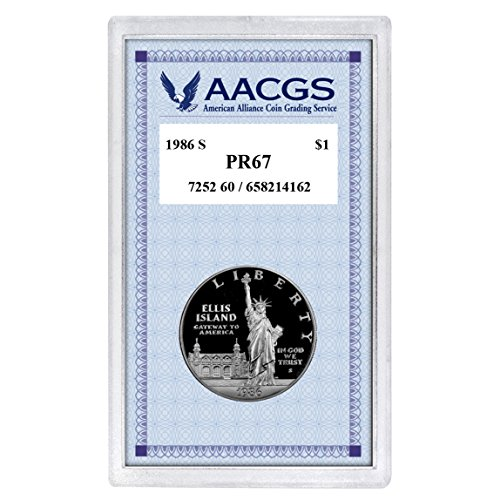American Coin Treasures Proof 1986S Statue Of Liberty Cen...