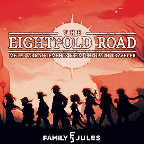 Price comparison product image The Eightfold Road: Metal Arrangements from Octopath Traveler