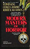Modern Masters of Horror, Frank Coffey, 0425109526