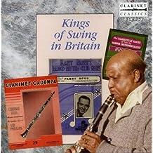 Kings of Swing In Britain by Sid Phillips, Freddy Gardner, Henry McKenzie and many more... Carl Barriteau