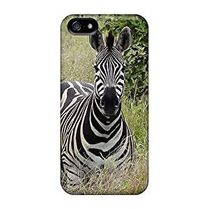 EOVE Design High Quality Zebra Cover Case With Excellent Style For Iphone 5/5s