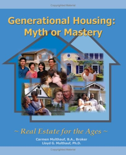 Download Generational Housing: Myth or Mastery for Real Estate pdf
