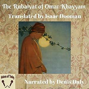 The Rubaiyat of Omar Khayyam Audiobook