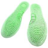 JBS Jade Shoe Insole Acupressure Massage Shoe Insert Foot Care Size Anti Odor Adjustable 7 ~10