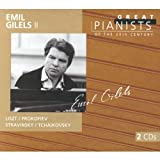 Emil Gilels II (Great Pianists of the 20th Century, Vol. 35)