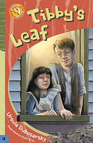 book cover of Tibby\'s Leaf