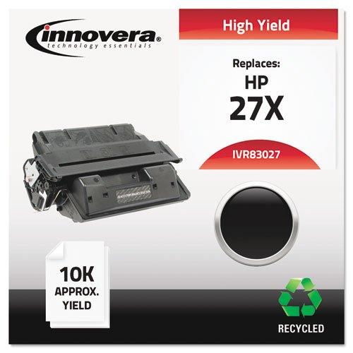 IVR83027 - Remanufactured C4127X 27X Laser Toner by Innovera