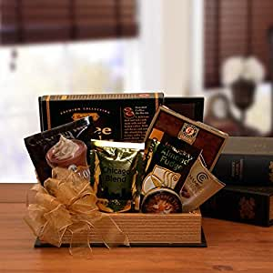Book Lover Gift Book Lovers Gourmet Gift Basket