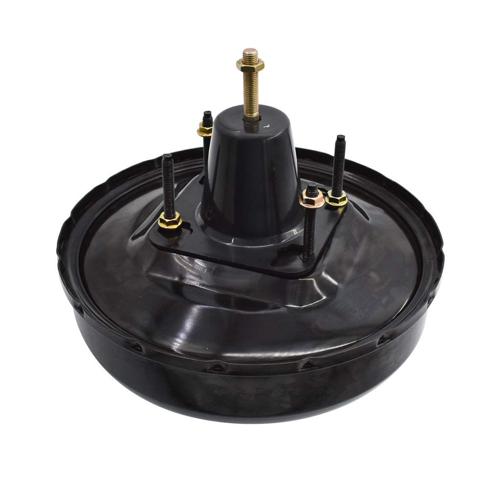 WFLNHB Power Brake Booster Fit for 00-06 Toyota Tundra 10-inch Black Disc Drum 44610-0C010