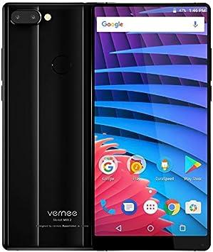 Vernee Mix 2 (6GB) - 6.0 Pulgadas FHD (Pantalla Completa 18: 9 ...
