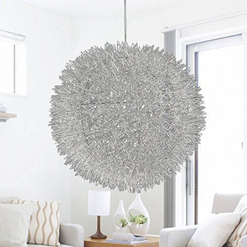 6 Light Wire Ball Pendant in Florida - 8