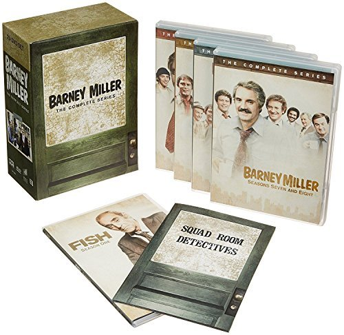 Barney Miller: The Complete Series (DVD, 2011, 25-Disc Set) Brand New