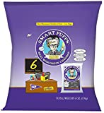 Pirate's Brand Smart Puffs, Wisconsin Cheddar, 1 Ounce, 6 Count (Pack of 12)