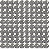 100 3/8 inch Diameter Chrome Steel Bearing Balls G25 Ball Bearings VXB Brand