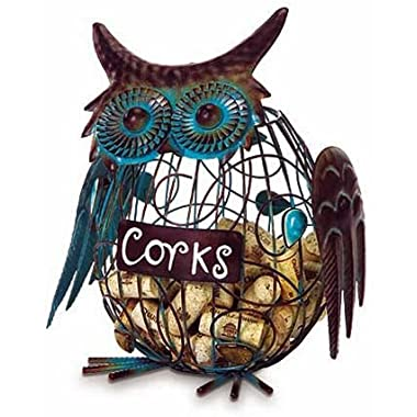 Owl Cork Caddy from Picnic Plus