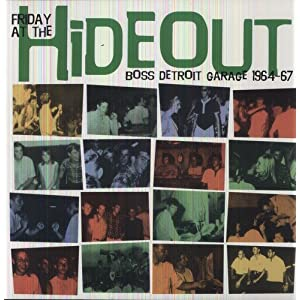 Friday at the Hideout: Boss Detroit Garage [Vinyl]