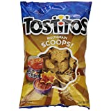 Tostitos Scoops! Multigrain Tortilla Chips, 10oz (7 Pack)