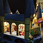 POXL-Set-di-Luci-per-Harry-Potter-Castello-di-Hogwarts-Modello-Kit-Luce-LED-Lighting-Compatibile-con-Lego-71043-Lego-Set-Non-Incluso