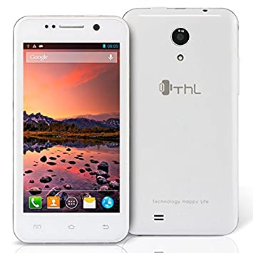 ThL W100S 11,43 cm capacitivo IPS Touch SmartPhone: Amazon.es ...