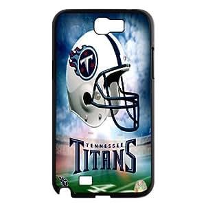 Samsung Galaxy Note 2 Cases TENNESSEE TITANS Love the Cowboys, Samsung Galaxy Note 2 Cases Tennessee Titans, [Black]