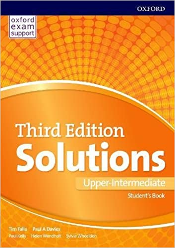 Solutions Upper-Intermediate Student's Book and Audio (3rd Edition)