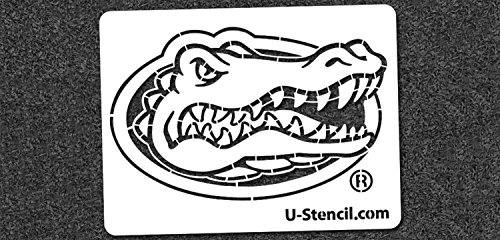 - NCAA Florida Gators 05946 Mini Stencil Craft Kit 11 x 14.5 inches