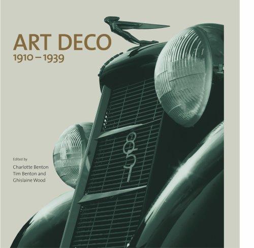 Art Deco: 1910-1939 -