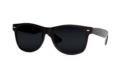 eca164c783b Image Unavailable. Image not available for. Color  Blues Brothers Wayfarer  Dark Black ...