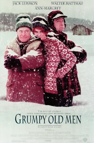 DVD : Grumpy Old Men
