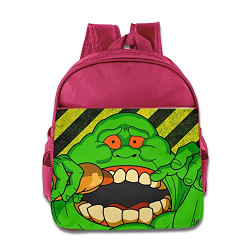 Ghostbusters Slimer Logo Personalize Boy Girl Kid School Bag Latest