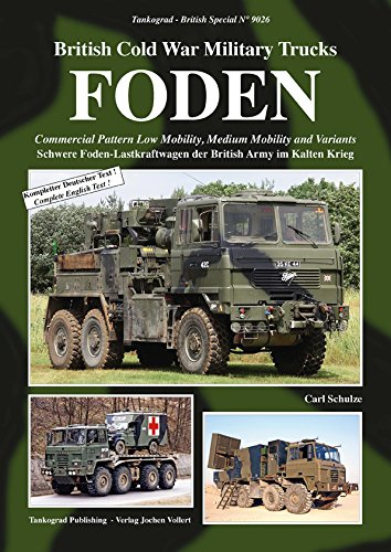 9016 Modern British Army Tank Transporters Tankograd NEU/&