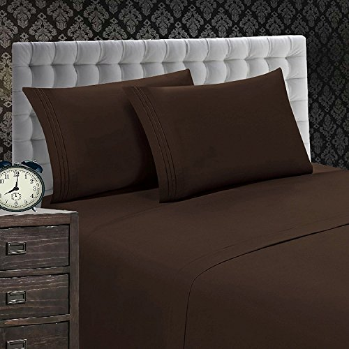 red and chocolate bedding - 6