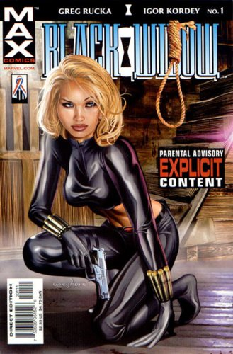 Black Widow Max #1