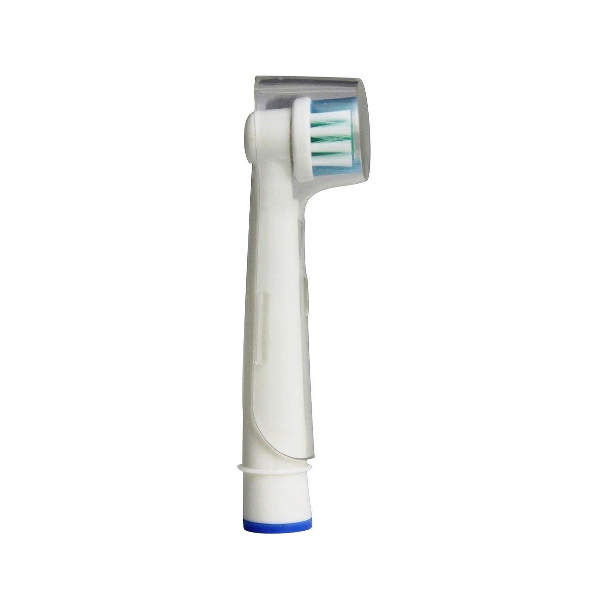 Rosenice conveniente 6/pezzi Copertura per testina dello spazzolino da denti elettrico da viaggio