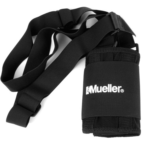 Mueller Back Support With Suspenders (Brace Back Mueller)