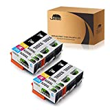 JARBO Compatible Ink Cartridge Replacement for HP 920 High Yiled, 10 Packs(4 Black 2 Cyan 2 Megenta 2 Yellow), Compatible With Officejet 6500 6000 7000 7500 6500A 7500A Printer