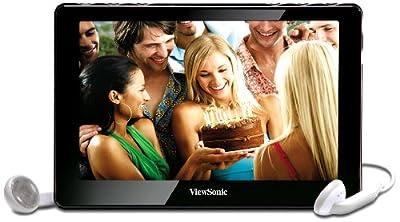 "ViewSonic's VPD400 4.3"" HD Digital Portable Player"