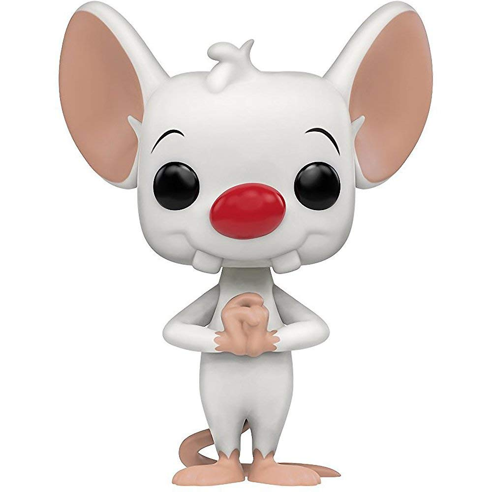 Compatible PET Plastic Graphical Protector Bundle Funko The Brain: Pinky and The Brain x POP #159 // 10637 - B BCC9401B8 Animation Vinyl Figure /& 1 POP