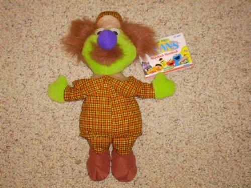 - Sesame Street Sherlock Hemlock Bean Bag