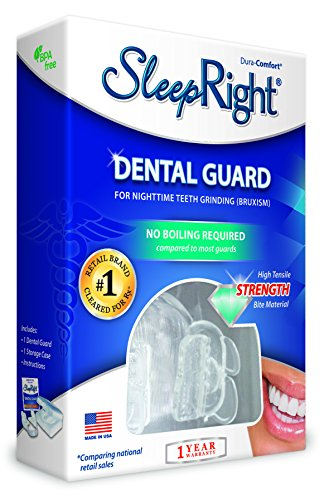 Best sleep right dental guard dura comfort for 2020