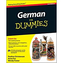 German For Dummies, (with CD)