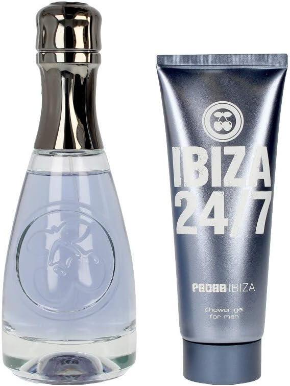 Col Col Pacha Ibiza 247 Men Est 3 Pzas 100 ml