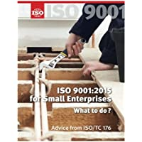 ISO 9001:2015 for Small Enterprises - What to do?