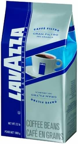 Lavazza Gran Filtro - Whole Bean Coffee, 2.2-Pound Bag