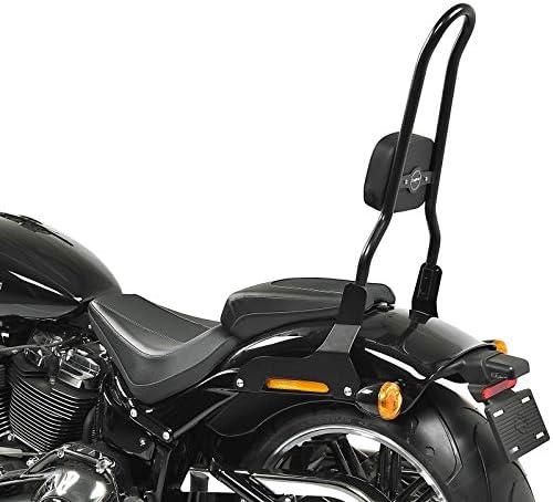 Respaldo CSXL Fix para Harley Fat Boy 114 18-20 Negro
