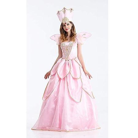 Lixibei Navidad Vestido de la Princesa, Cenicienta Mostrar ...