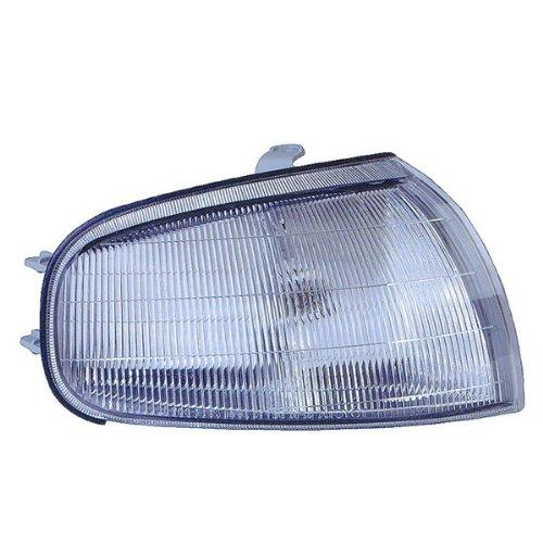 1992-1993-1994 Toyota Camry Corner Park Light Turn Signal Marker Lamp Right Passenger Side (92 93 94) ()