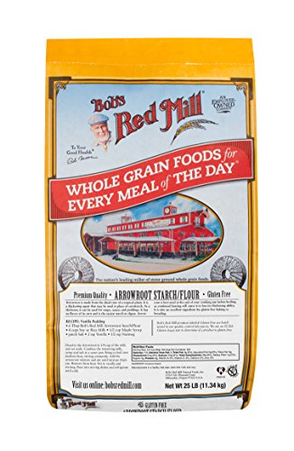 Bob's Red Mill Arrowroot Starch/Flour, 25 Pound by Bob's Red Mill (Image #1)