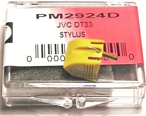 Nueva en caja - Aguja para Tocadiscos JVC DT33 dt33h dt33g ...