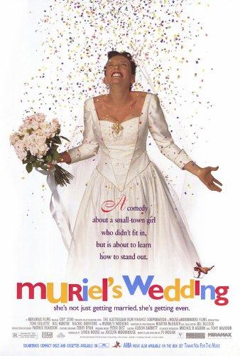 27 x 40 Muriel's Wedding Movie Poster